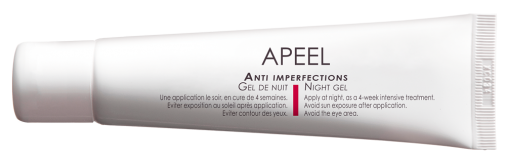 APEEL gel  - 30 ml - 33 €